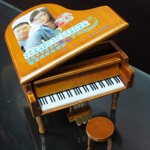 彩印音樂盒